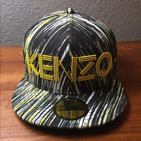 Kenzo Other - KENZO New Era 59Fifty SnapBack hat 75bc446f4c1